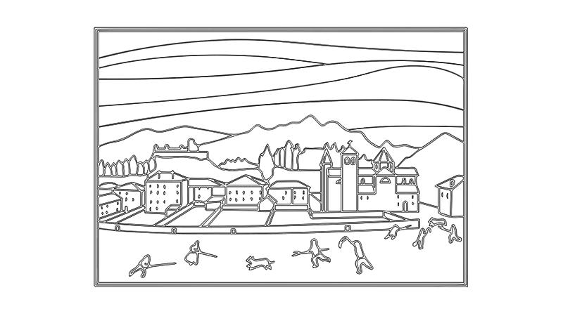 Manoscritto - Castello di Pieve di Cadore - ARTing