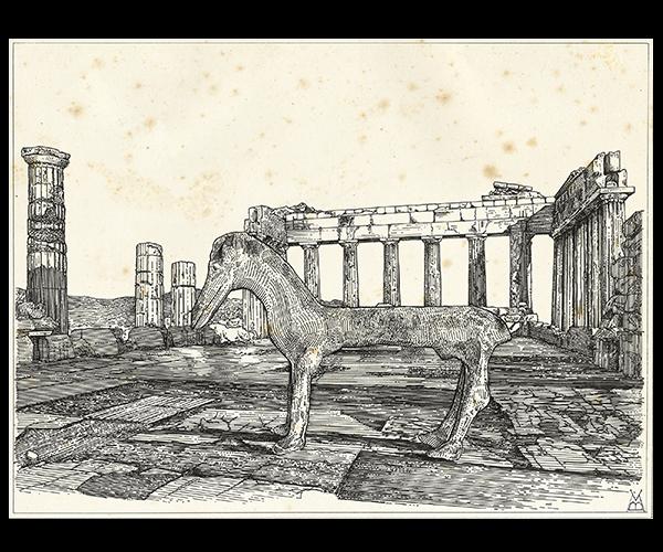 Marco Baldon   Illustrazione 4