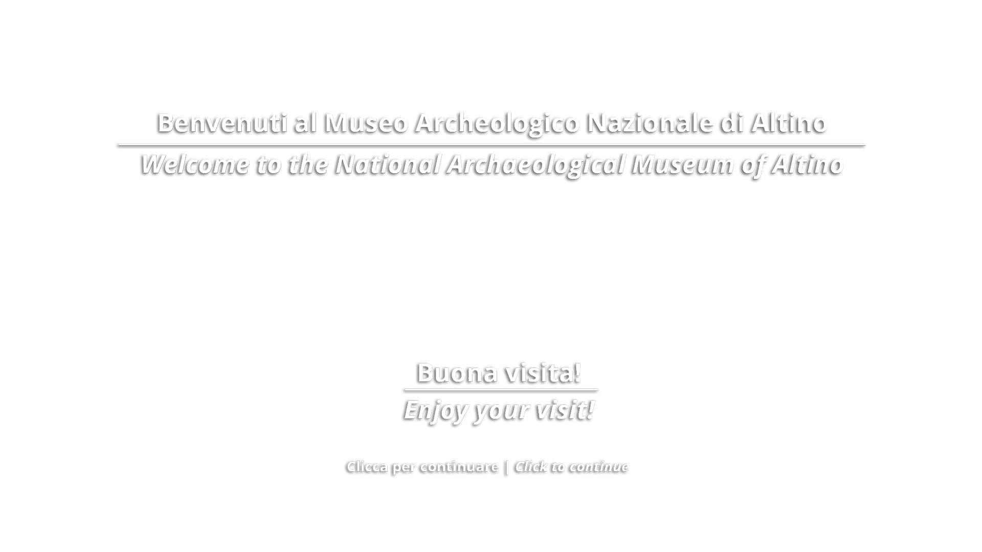 Benvenuti al museo archeologico nazionale di Altino | Wellcome to the National Archaeological Museum of Altino