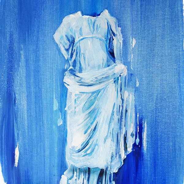 Marta Lorenzon | Statua Acefala