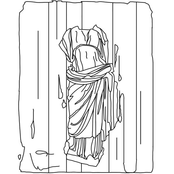 Marta Lorenzon | Statua Acefala - ARTing