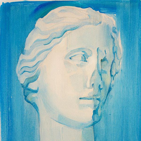 Marta Lorenzon | Ritratto Femminile (2)