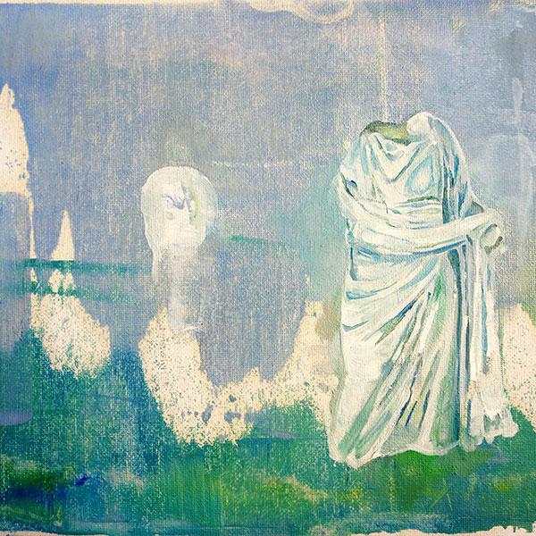 Marta Lorenzon | Statuetta Femminile