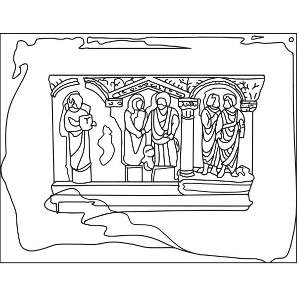 Marta Lorenzon | Sarcofago degli Sposi - ARTing