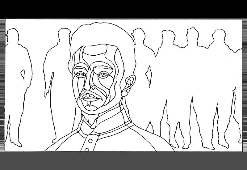 Colora il Ritratto di Ippolito Nievo - ARTing