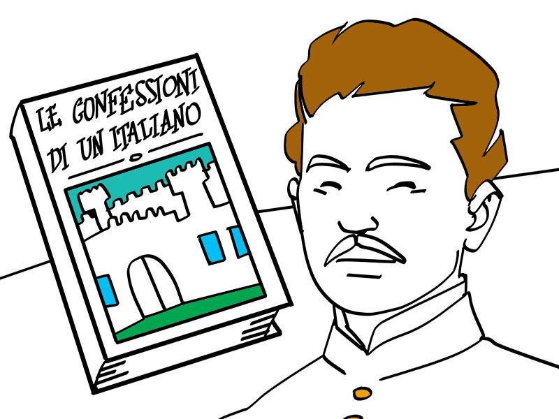 Le confessioni di un italiano - COLORing