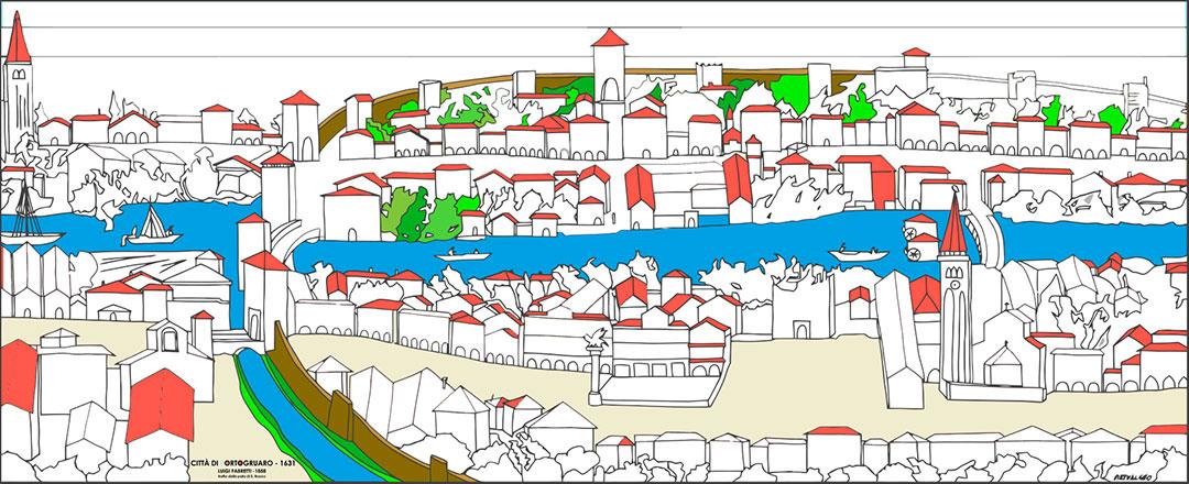 Portogruaro 1631 - COLORing