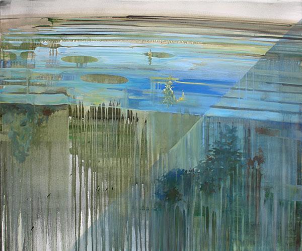 Marta Lorenzon | Water Pattern 1