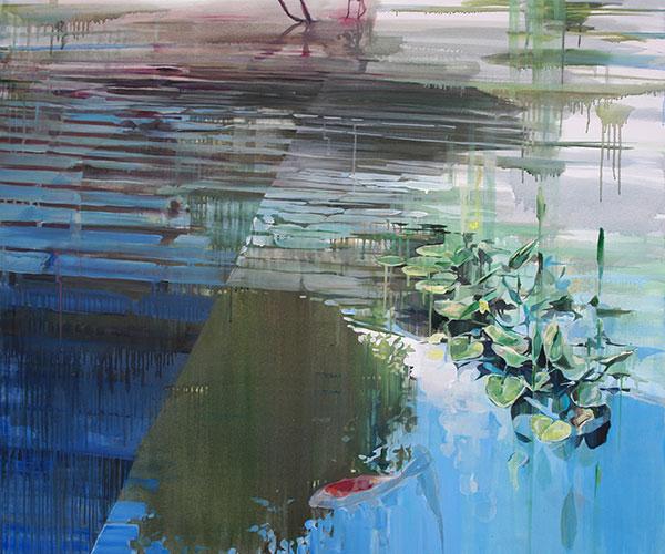Marta Lorenzon | Water Pattern 2