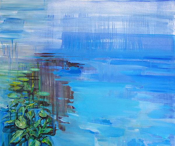 Marta Lorenzon | Water Pattern 3