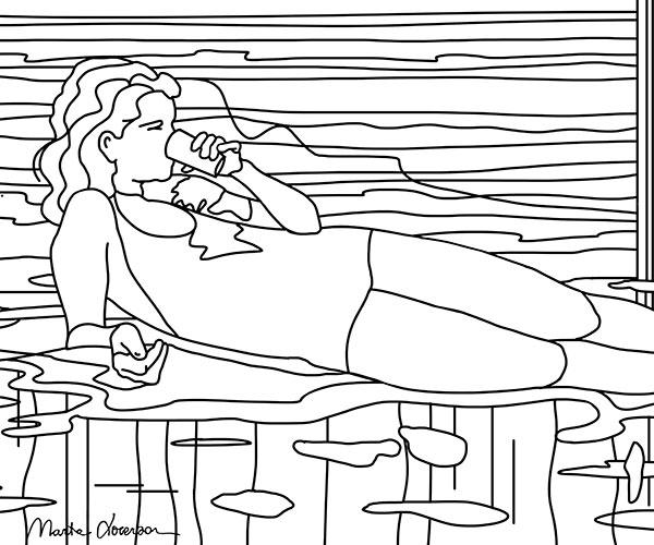 Marta Lorenzon | Drinking Water - ARTing