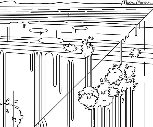 Marta Lorenzon | Water Pattern 1 - ARTing