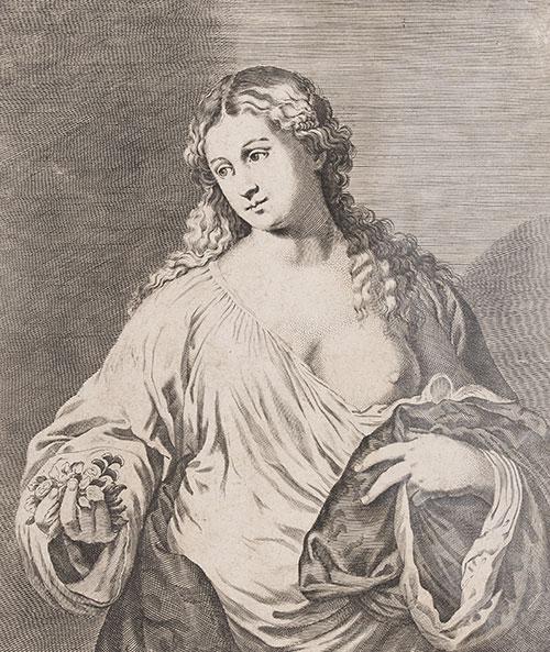 Tiziano Vecellio | Flora
