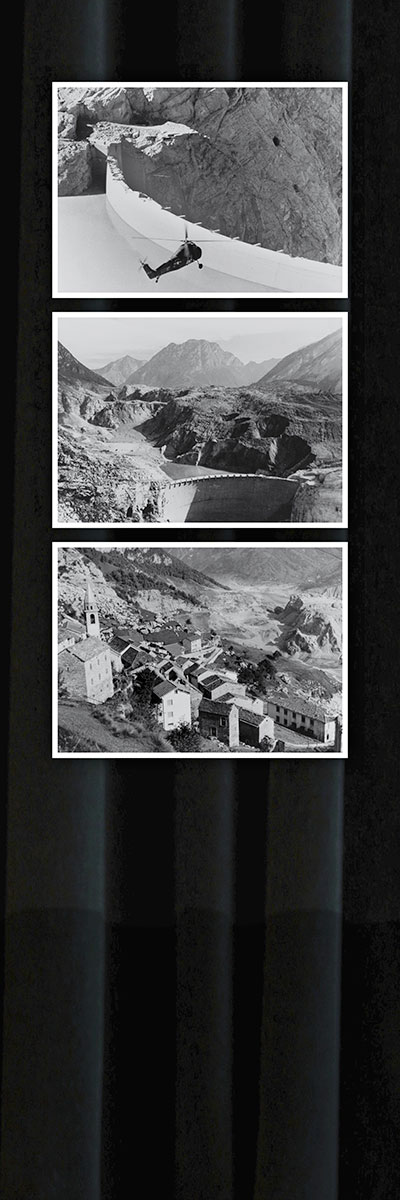 Historical Photos: The Vajont Dam - 8 of 8