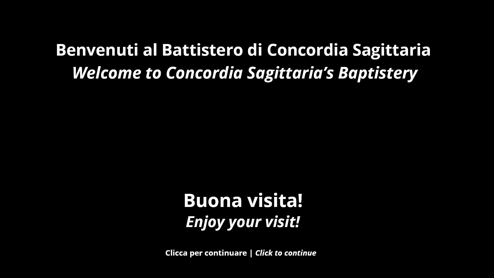 Battistero Concordia Sagittaria - Venezia.